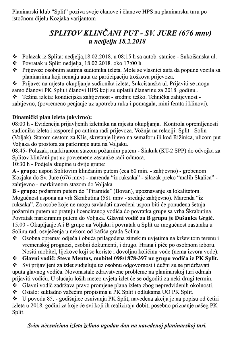 Kozjak---Splitov-klincani-put